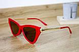 Женские солнцезащитные очки polarized Р0957-3, фото 5