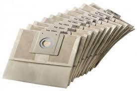 Фільтр-мішки Karcher паперові для NT 30/1 Me Classic, 10 шт.