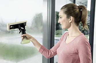 Серветка микроволоконные Karcher для віконних пилососів серії WV і WVP