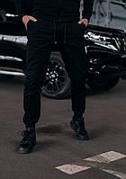 Штаны карго мужские Intruder черные осенние | весенние | летние брюки