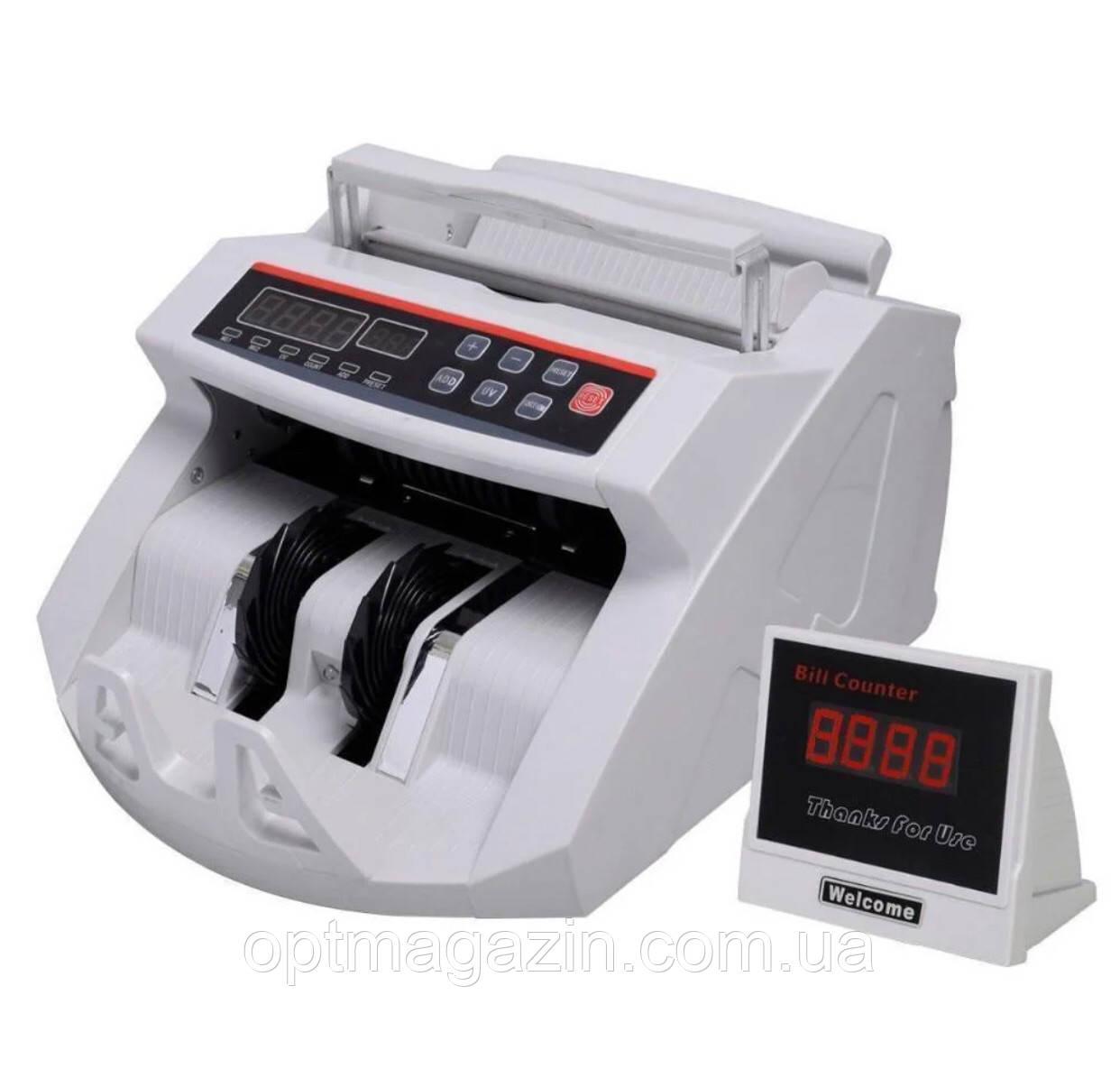 Рахункова машинка для купюр Bill Counter 2089 / 7089 CF
