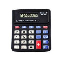 Калькулятор простой Keenly KK 268 A, черний