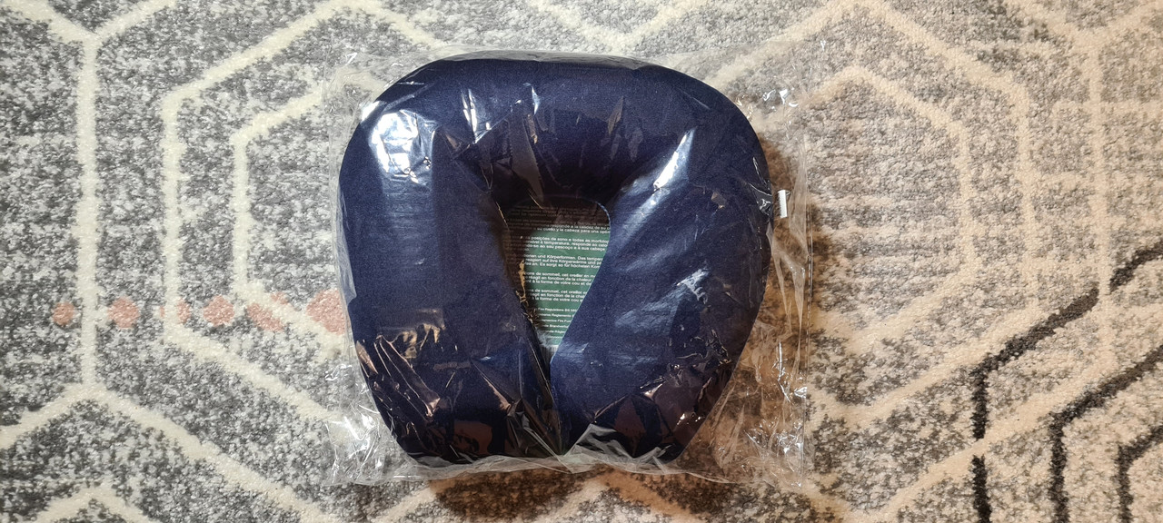 Рогалик подушка дорожня