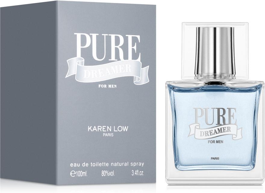 Мужская парфюмерная вода  Pure Dreamer 100ml. Karen Love.Geparlys.
