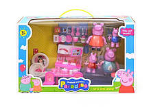 """Будинок для героїв """"Свинка Пеппа"""" (коробка) YM8081 р. 38*26*9 см"""
