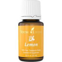 Эфирное масло Лимона компании Young Living