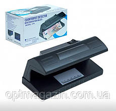 Детектор валют 318, Детектор проверки денег , Ультрафиолетовый детектор купюр, Прибор для проверки валют