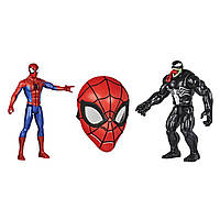 "Набор Человек-Паук, Веном и маска Человека-Паука ""Мстители"" E8961 от Hasbro, фото 1"