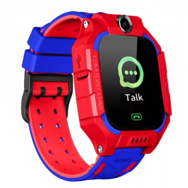 Детские умные часы Smart Baby Watch z6 розумний годиник часы смарт синие
