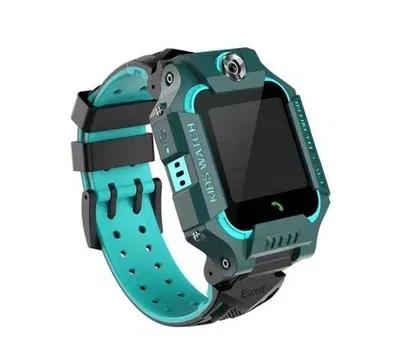 Детские умные часы Smart Baby Watch Q88 розумний годиник часы смарт зеленые