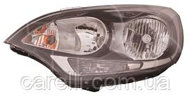 Фара левая электро Н7+Н1 для Kia Rio 2014-17 Hatchback