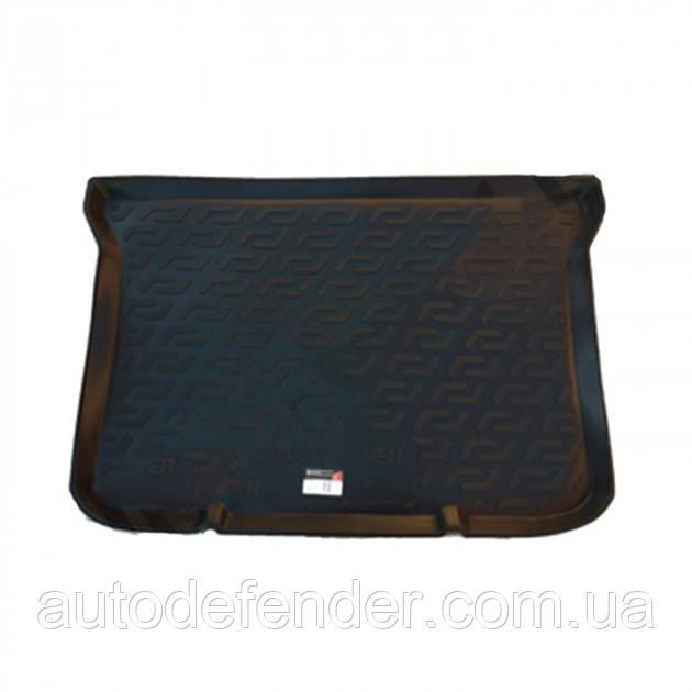 Коврик в багажник для Lifan X50 с 2015 резино-пластиковый (Lada Locker)