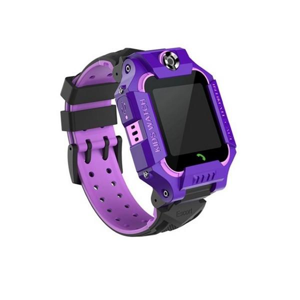 Детские умные часы Smart Baby Watch Q88 розумний годиник часы смарт фиолетовые