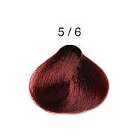 Перманентная крем-краска для волос Alter Ego Techno Fruit Color, 100 мл 5/6 - Махагон светло-каштановый