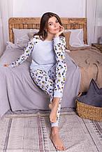 Женская пижама с брюками Амаль