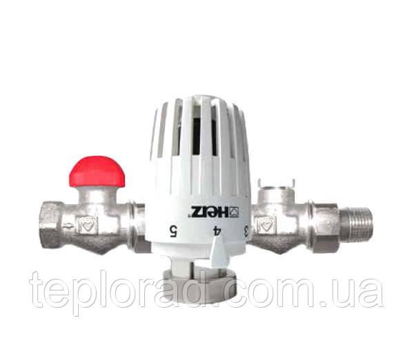 Термостатичеcкий комплект прямой HERZ Project TS-90-V 1/2 (V772363)
