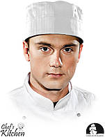 Поваренная шапка LH-SKULLER  65% полиэфир, 35 % хлопок LEBER&HOLLMAN