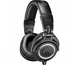 Наушники закрытые Audio-Technica ATH-M50 X
