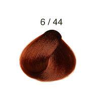 Перманентная крем-краска для волос Alter Ego Techno Fruit Color, 100 мл 6/44 - Насыщенный медный тёмный блондин
