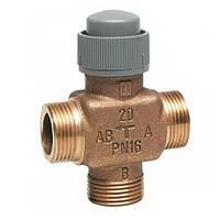 Триходовий змішувальний клапан Honeywell V5833A Rp 1/2 DN20 Kvs 4