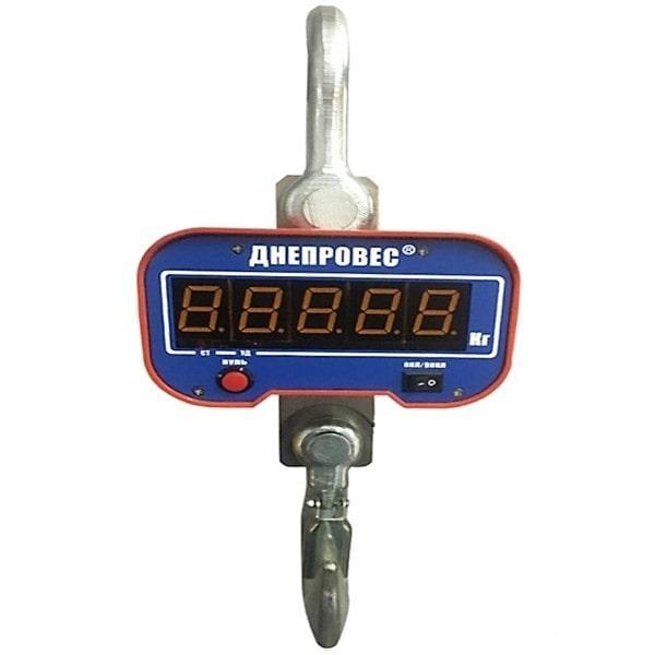 Весы крановые электронные Днепровес ВКД-ДА (5000 кг)