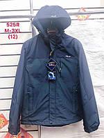 Куртка ветровка мужская 525-19 весна-осень норма оптом