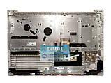 Оригинальная клавиатура для ноутбука Lenovo IdeaPad 330-15 series, rus, gray, подсветка, серебристая передняя, фото 2