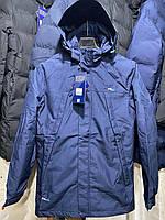 Куртка ветровка мужская 19 весна-осень норма оптом