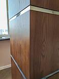 Декоративні дерев'яні рейки. Дерев'яні рейкові панелі. Рейкові перегородки., фото 10