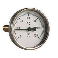 Термометр аксіальний Afriso Bith 63, 0-60°C, 1/2 (шток 45 мм)