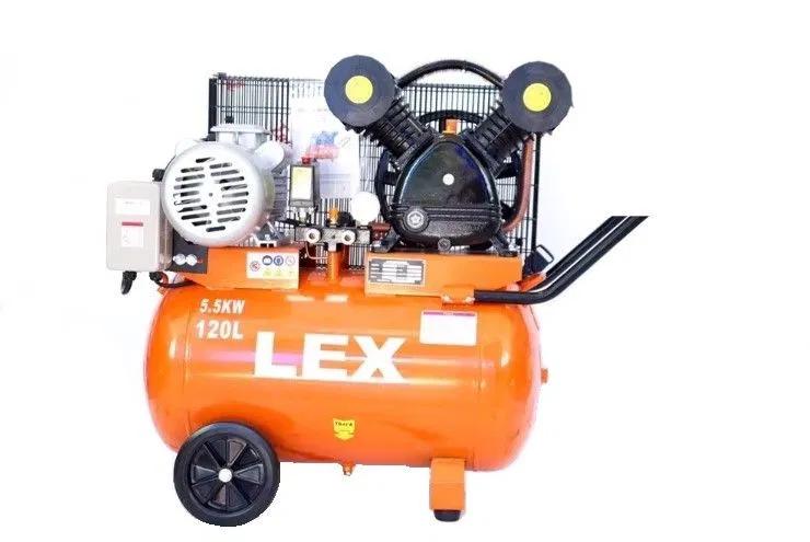 Компрессор воздушный ременной LEX LXAC280-120 5500 Вт 880 л/мин