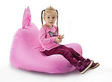 Кресло мешок Зайка разные цвета