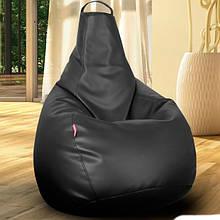 Кресло-мешок груша Экокожа 85*105 см. разные цвета