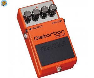 Педаль для электрогитары Boss DS1X Distortion
