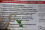 Грибной блок белого Шампиньона + компост + покровный грунт 60х40 см., фото 9