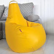 Кресло-мешок груша Экокожа 100*140 см. разные цвета