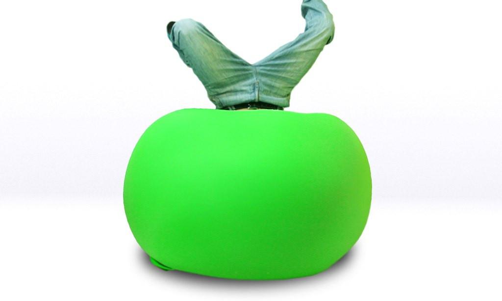 Кресло-мешок Бабл Гам 125*75см. разные цвета