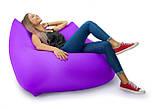 Кресло-мешок Бабл Гам 125*75см. разные цвета, фото 3