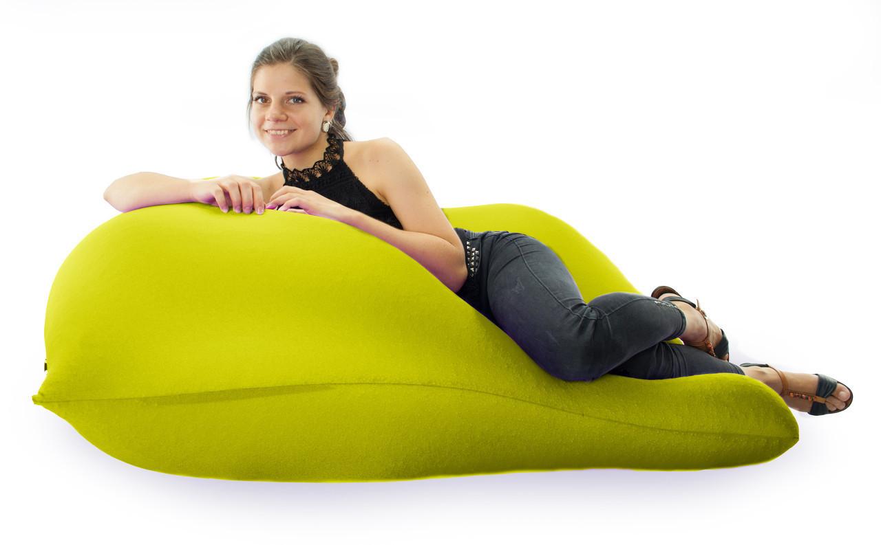 Кресло-мешок Бабл Гам 150*150 см. разные цвета