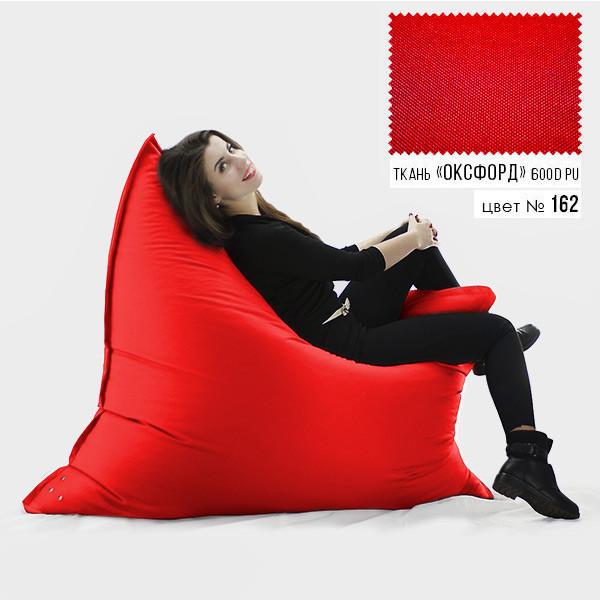 Кресло-мат, подушка из ткани Оксфорд 140*180см. разные цвета