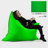 Кресло-мат, подушка из ткани Оксфорд 140*180см. разные цвета, фото 3