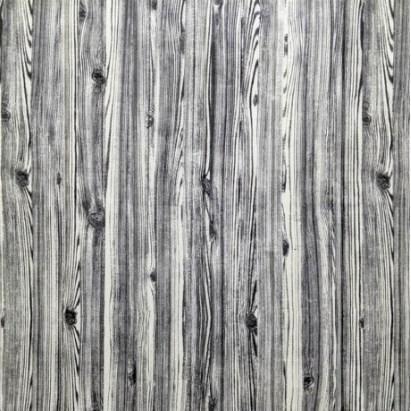 Мягкие 3D панели 700x700x7мм (самоклейка) Дерево Монохромная зебра