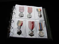 Альбом для медалей и наград А-4 Schulz Польша