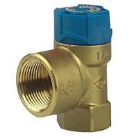 Предохранительный клапан MSW Afriso 1/2x3/4 ВВ 6 бар (42421)