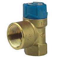 Предохранительный клапан MSW Afriso 1/2x3/4 ВВ 10 бар (42423)