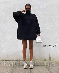Худи-туника удлинённая /арт.531