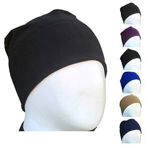 Оригинал Зимний подшлемник Tru-Spec Polartec Fleece Watch Caps Чорний