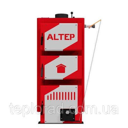 Твердотопливный котел Altep Classic 20 кВт (механика)