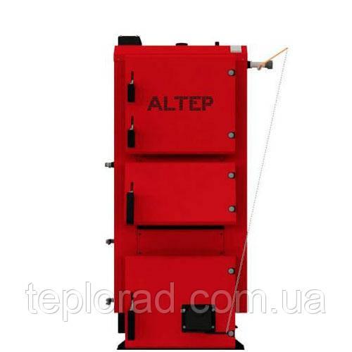 Твердотопливный котел Altep DUO 19 кВт (с механикой)