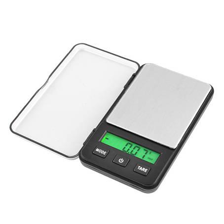 Весы ювелирные S928, mini, 200г (0.01г), фото 2